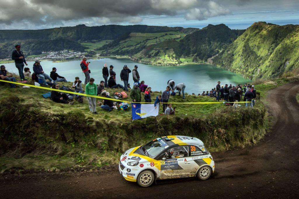 ERC | Lundberg trascina Opel sul podio delle Azzorre