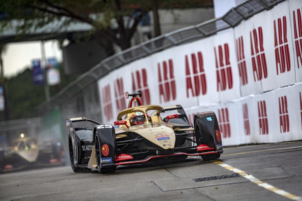 Formula E | ePrix Sanya, Cina: Vergne e DS Techeetah tornano alla vittoria