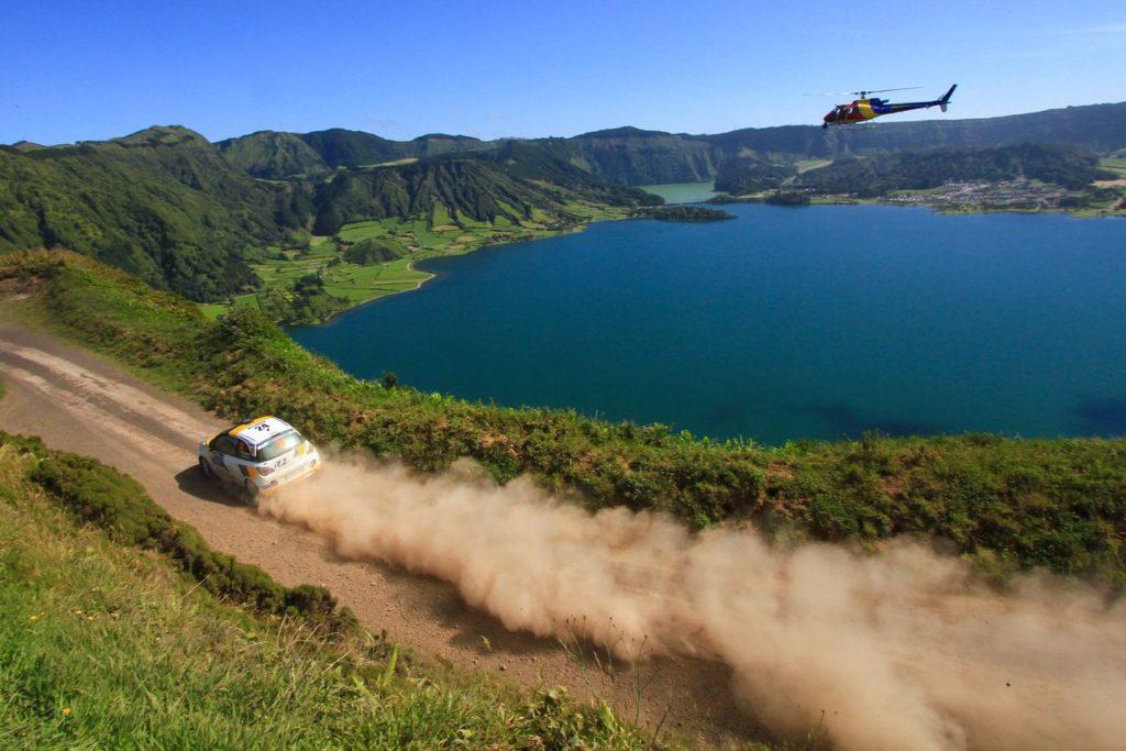ERC | Parte dalle Azzorre la corsa degli equipaggi Opel Junior per il quinto titolo