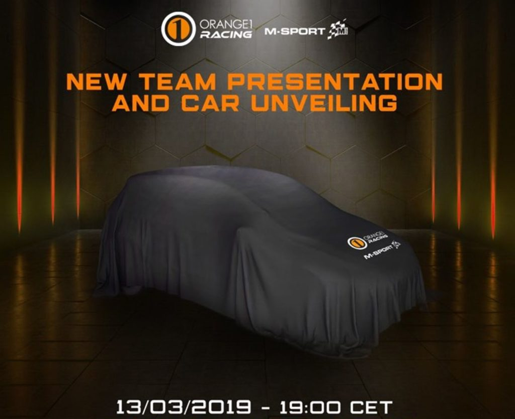 CIR | Motorionline alla presentazione di Orange1 Racing per la stagione 2019 [VIDEO]