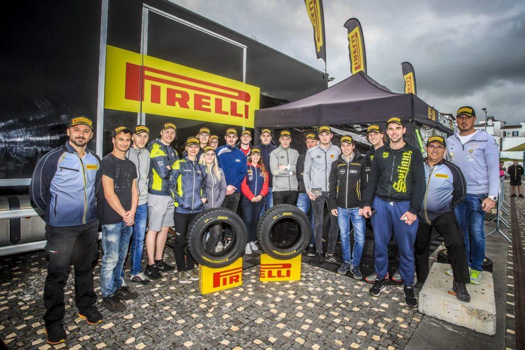Riparte la stagione nell'ERC e nel CIR per Pirelli