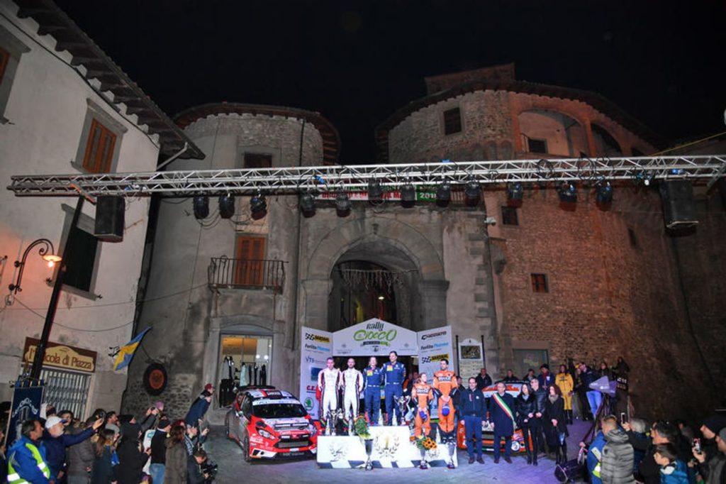 CIR | Presentato il Rally il Ciocco 2019: il programma con gli orari