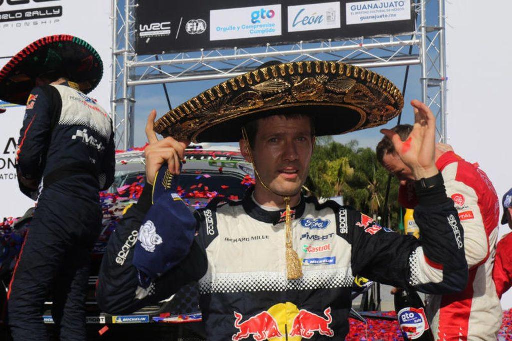 WRC   Ogier e i suoi ricordi legati al Rally del Messico, tra esordi sullo sterrato e stivali da cowboy