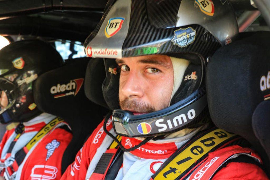 Successo storico per Simone Tempestini al Rally dei Laghi