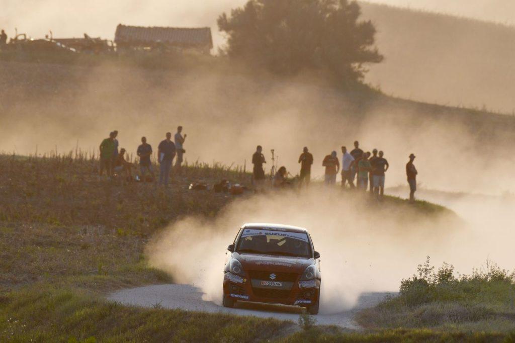 Suzuki Rally Cup | Parte la nuova stagione dal Rally del Ciocco: i piloti al via