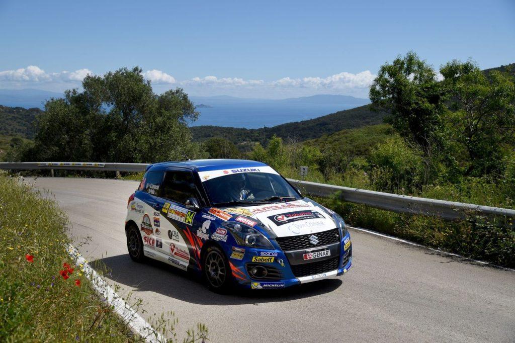 Suzuki Rally Cup | Prima tappa nel CIWRC: gli iscritti al Rally 1000 Miglia