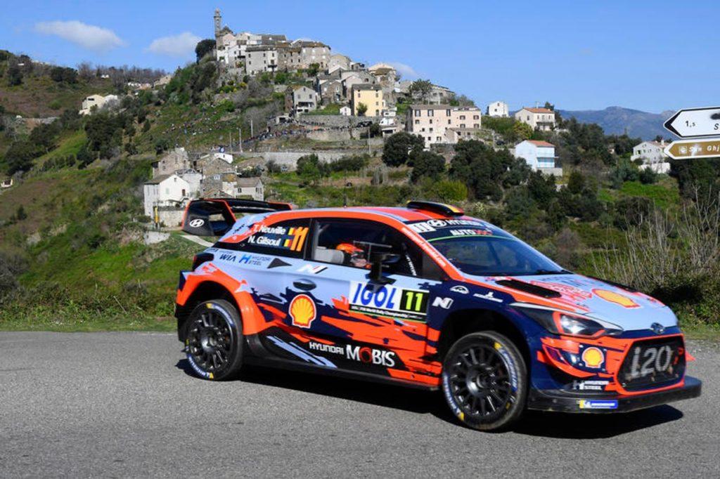 WRC   Tour De Corse 2019, vince Neuville, smacco per Evans. Andolfi trionfa nel WRC2