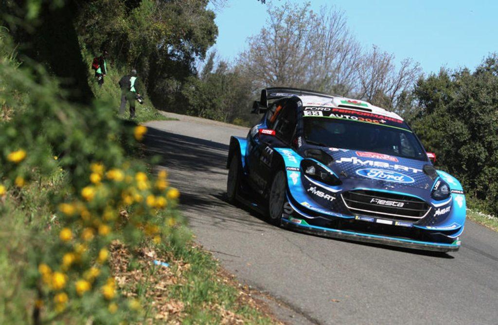 WRC | Tour De Corse, prima giornata: primeggia Tanak, anzi Evans