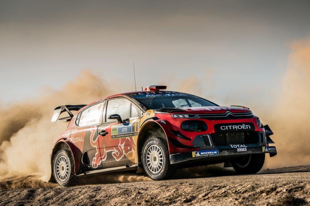 WRC | Rally del Messico: Ogier e Citroen vincono l'edizione 2019