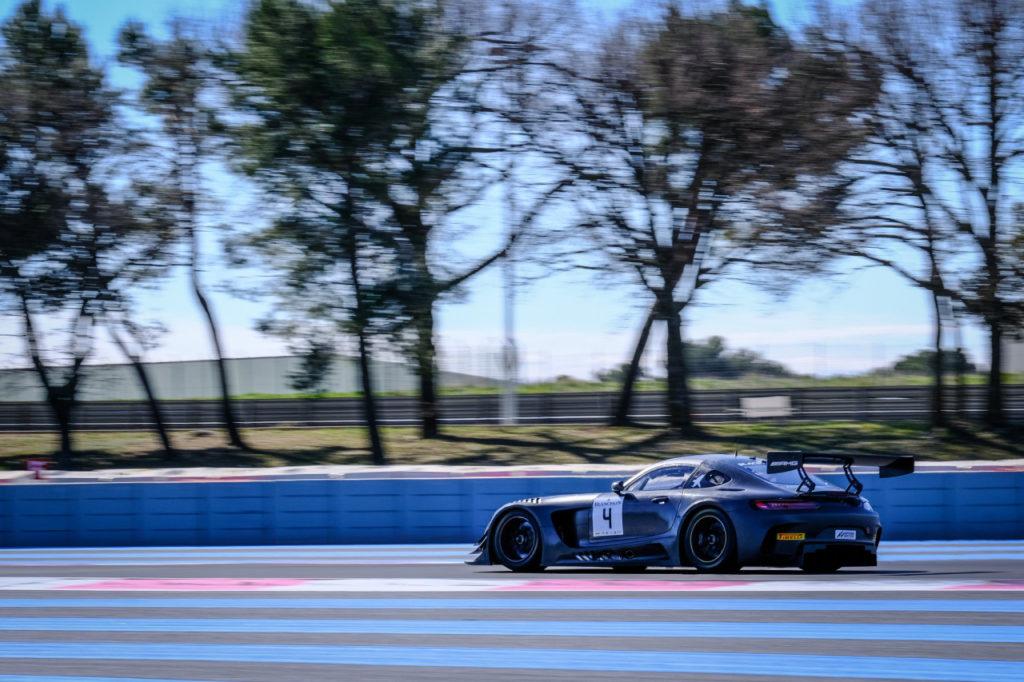 Blancpain | Test Le Castellet, Giorno 1: Mercedes e Black Falcon si confermano al vertice