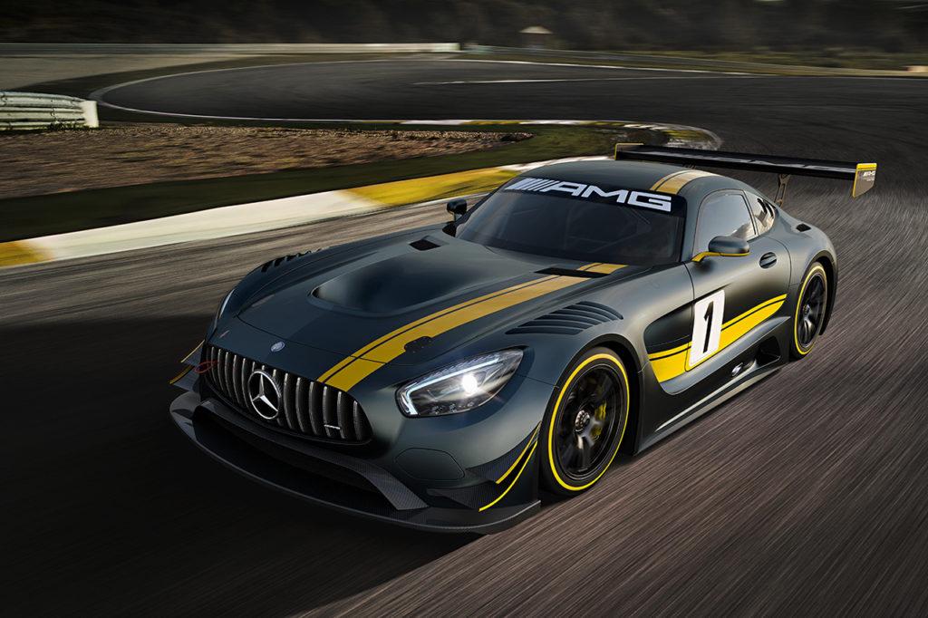 Blancpain | Villorba Corse alla 24 Ore di Spa con una Mercedes-AMG GT3