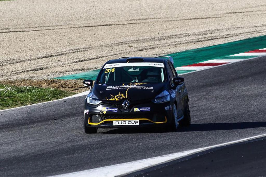 Clio Cup Italia | Il giovane e talentuoso Distrutti con NextOneMotorsport nel 2019