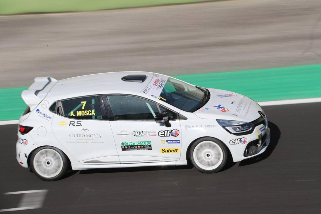 Clio Cup Italia | Faro Racing sceglie Andrea Mosca per tutto il 2019
