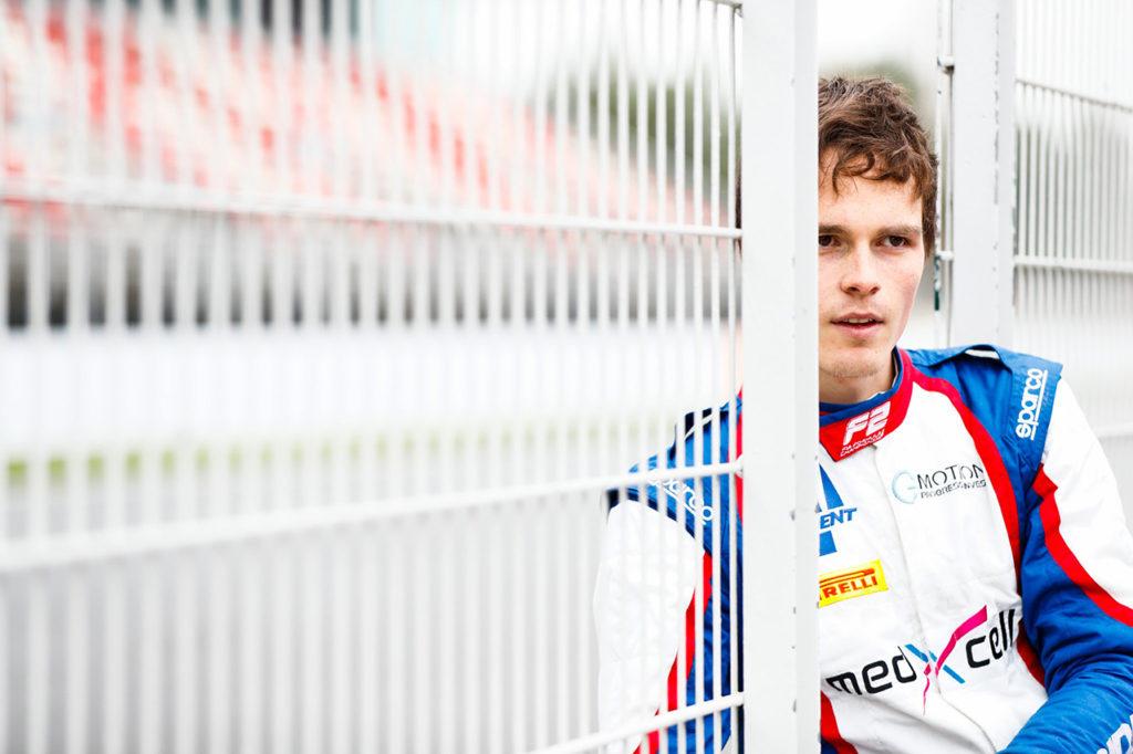 FIA F2 | Boschung con Trident per il suo terzo anno nel campionato