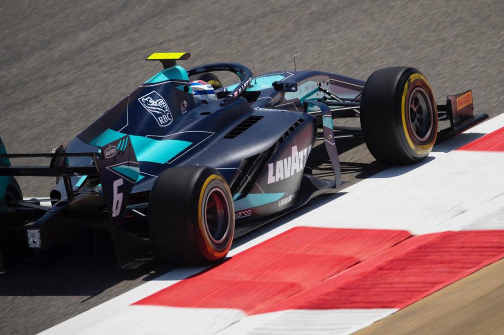 FIA F2 | Sakhir, Gara 1: Latifi beffa Ghiotto e conquista la vittoria