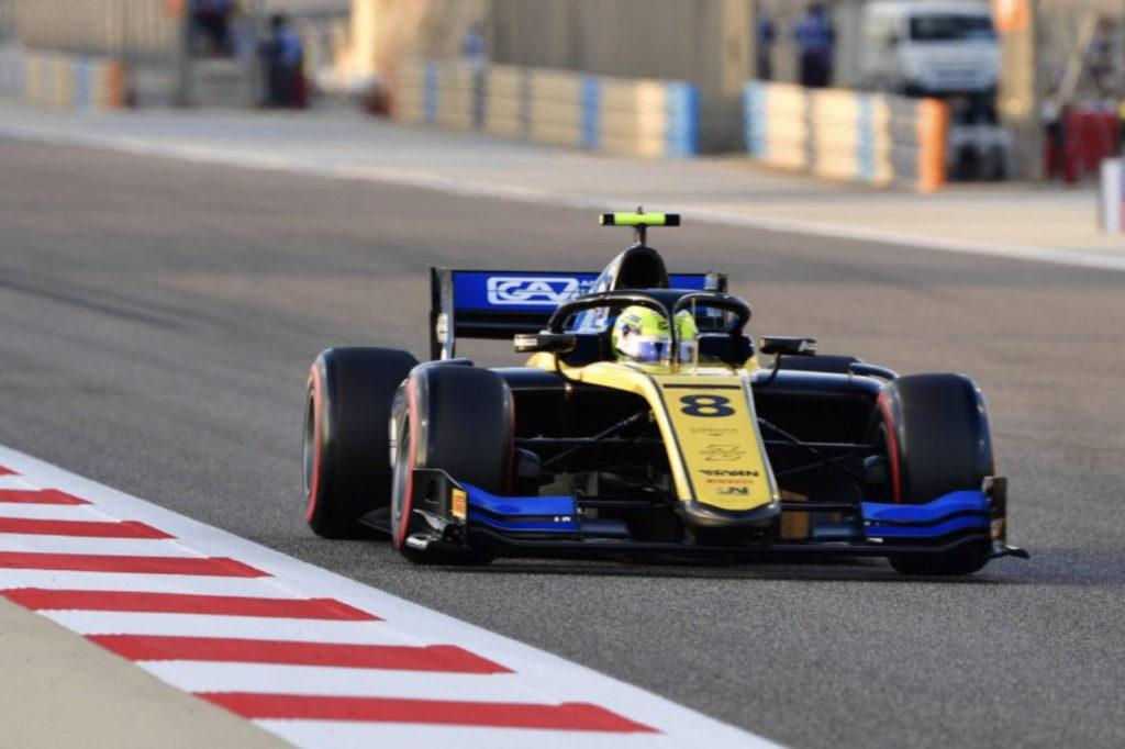 FIA F2 | Sakhir, Gara 2: straordinario Ghiotto, al comando del campionato