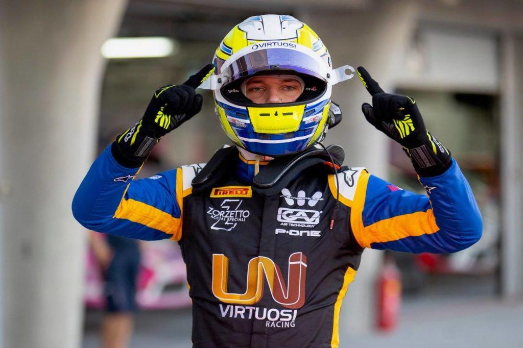 FIA F2 | Sakhir, Qualifiche: Ghiotto di prepotenza, sua la pole position