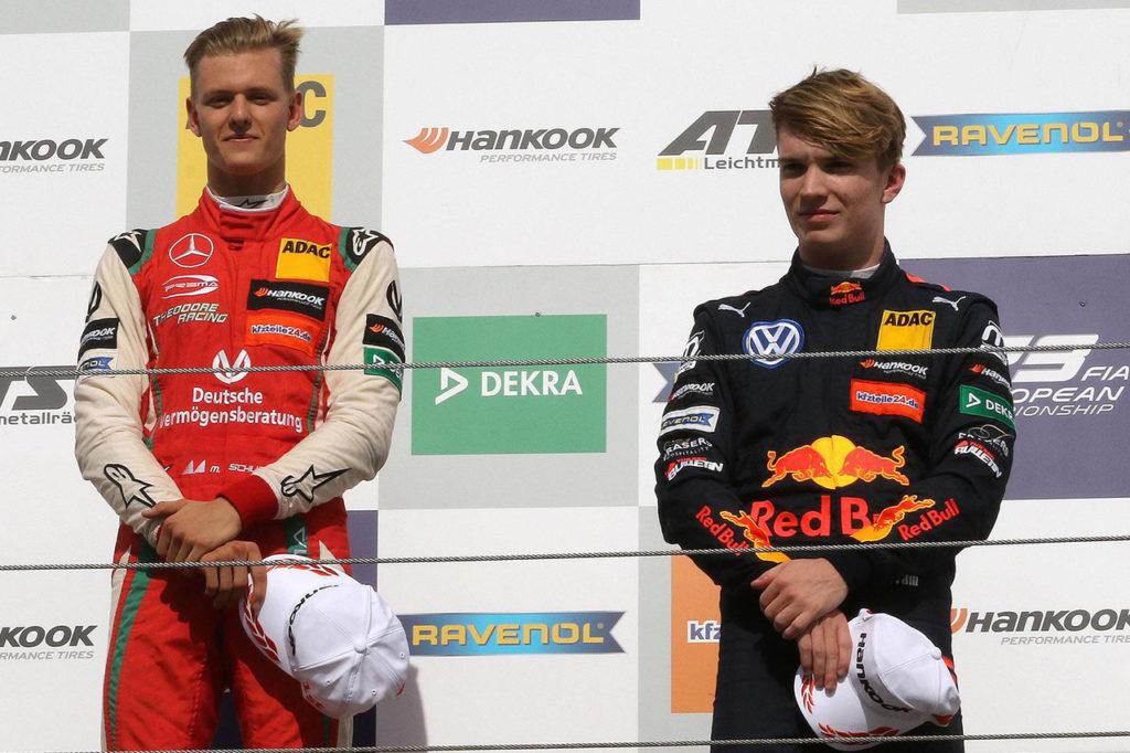 Schumacher, Ilott e Ticktum: i giovani talenti ai test di Formula 1 in Bahrain