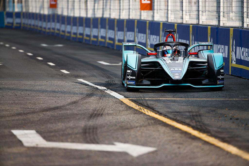 Formula E | Un difficile recupero per Panasonic Jaguar Racing al Sanya ePrix