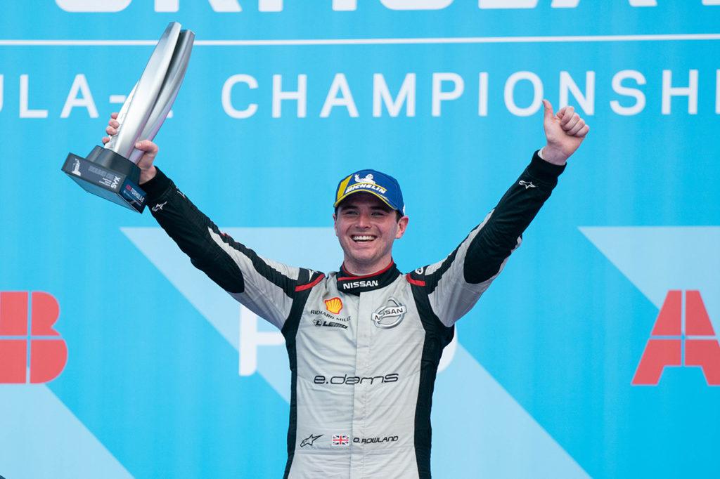 Formula E | Nissan e.dams sfiora la vittoria con Rowland a Sanya, Buemi 8°