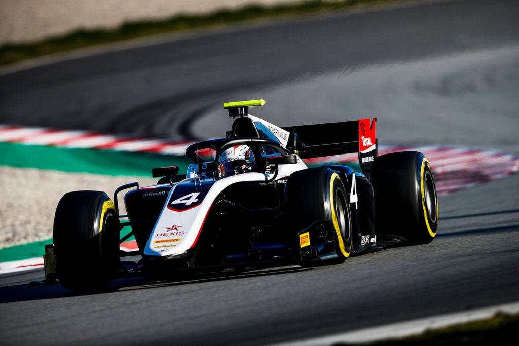FIA F2 | Test Montmelò, Giorno 1: De Vries il più veloce nelle due sessioni