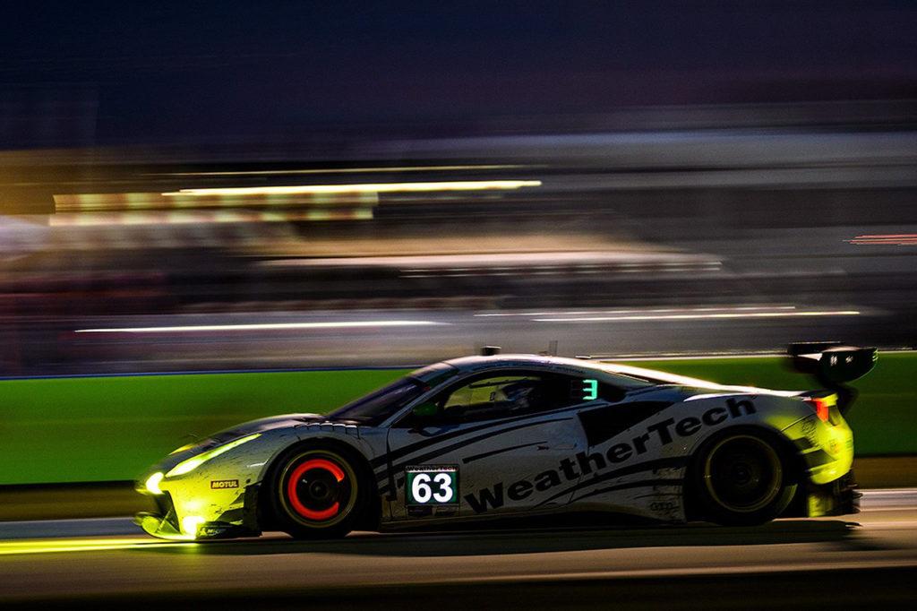 IMSA | Ferrari e Scuderia Corsa a podio nella 12 Ore di Sebring
