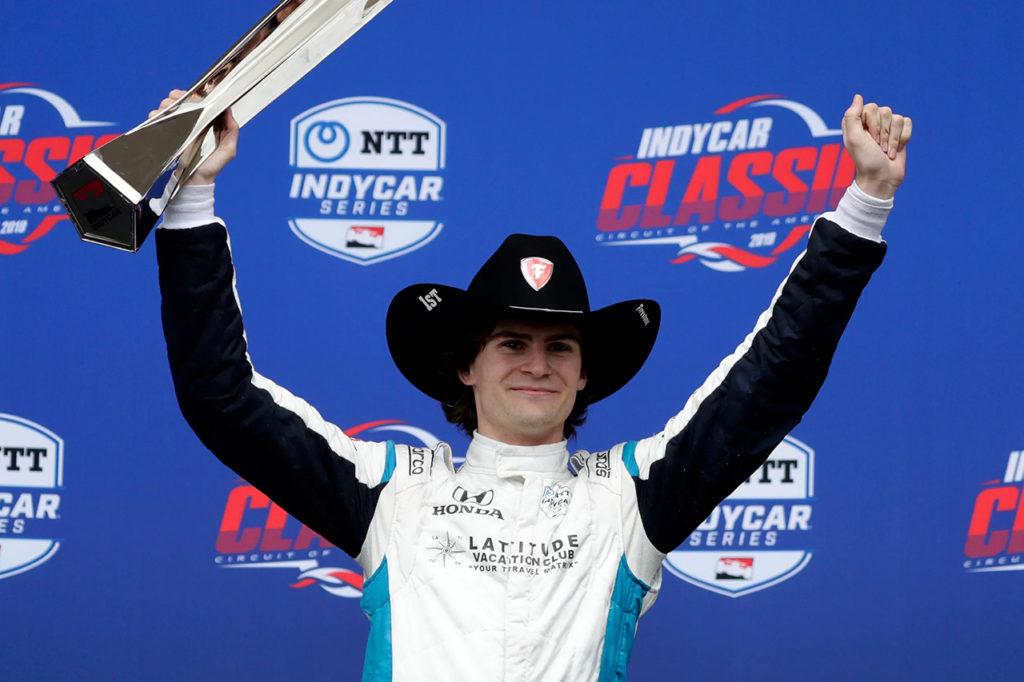 IndyCar | Austin, Gara: colpaccio di Colton Herta, il più giovane vincitore di sempre!