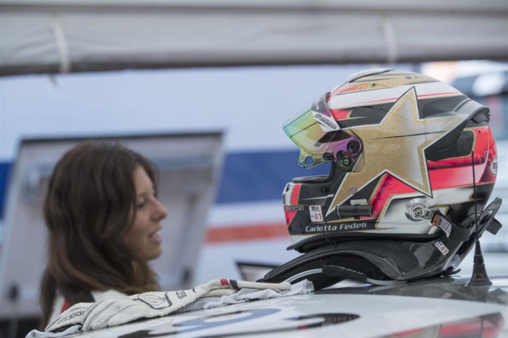 TCR DSG Endurance | Carlotta Fedeli ritorna su una TCR dopo un anno di pausa