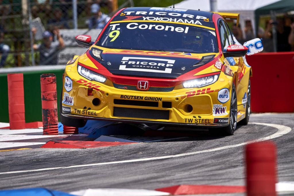 TCR Europe | Doppio impegno per Coronel: al via con una Honda del Boutsen Ginion Racing