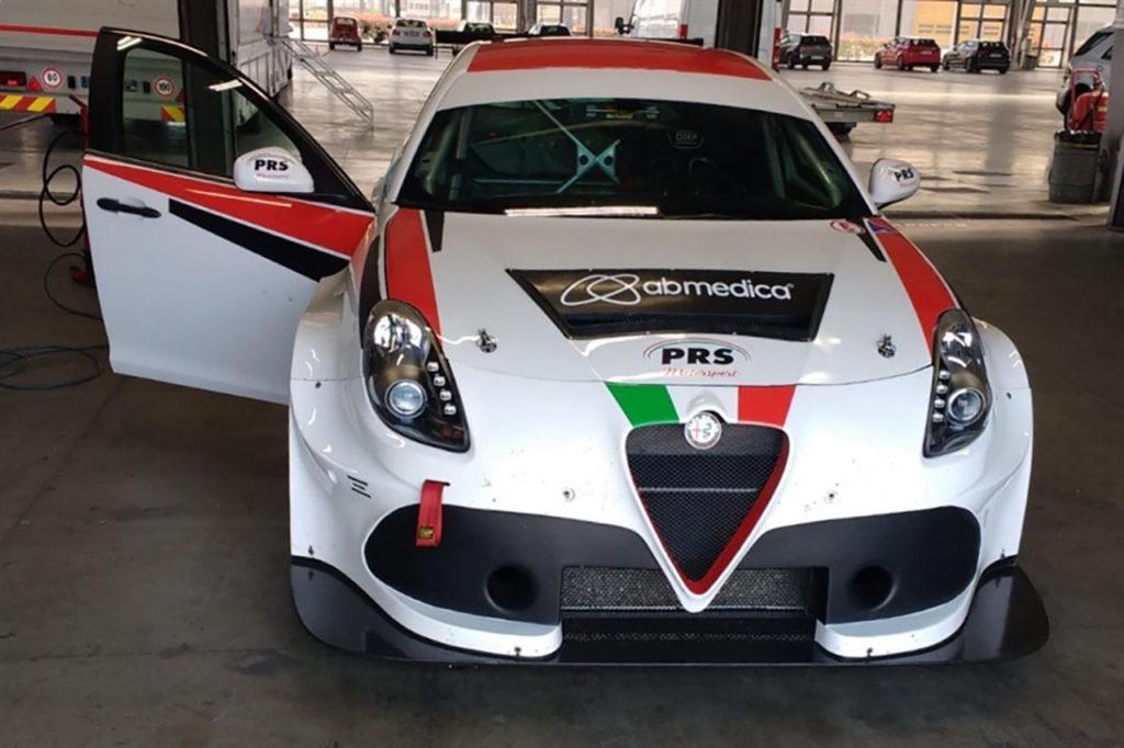 TCR Italy | Mugelli punta al titolo con la Giulietta di PRS Motorsport