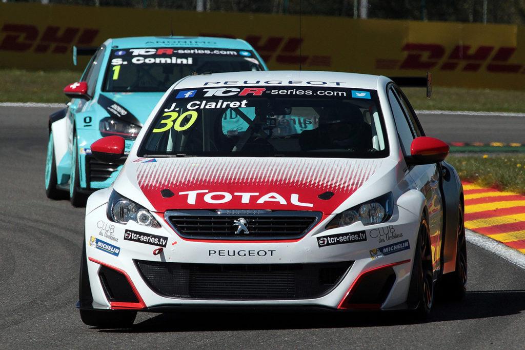 TCR Series | Peugeot conferma la formula delle promozioni per i piloti dei propri monomarca