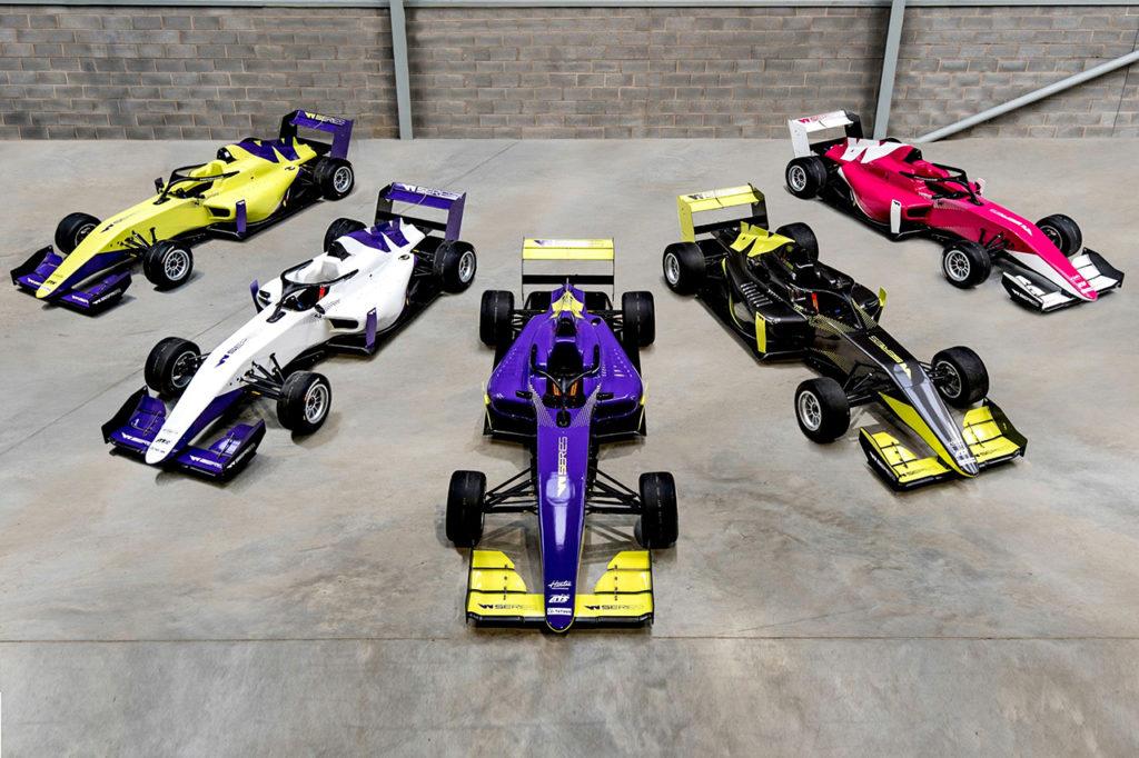 W Series | Presentate le nuove monoposto per la selezione finale in Spagna