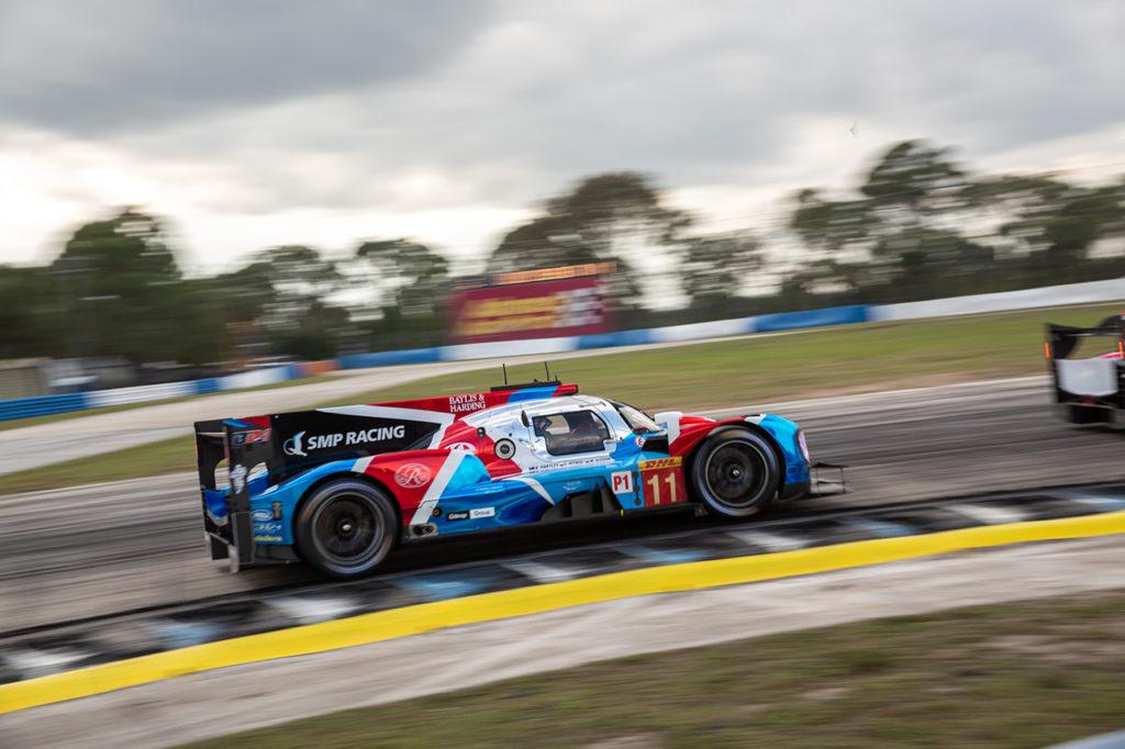 FIA WEC | Un terzo posto da incorniciare per SMP Racing a Sebring