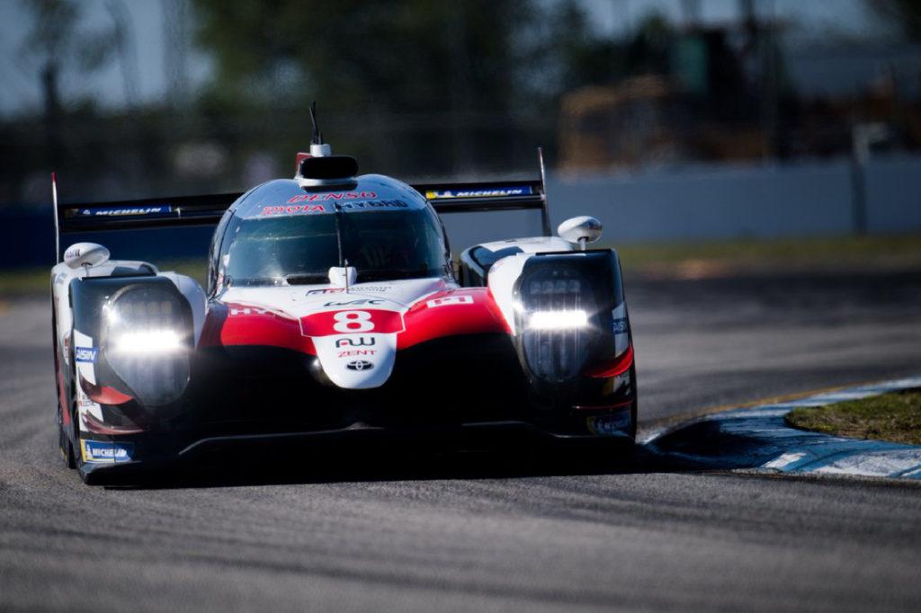FIA WEC | 1000 Miglia di Sebring, Qualifiche: doppietta Toyota con record