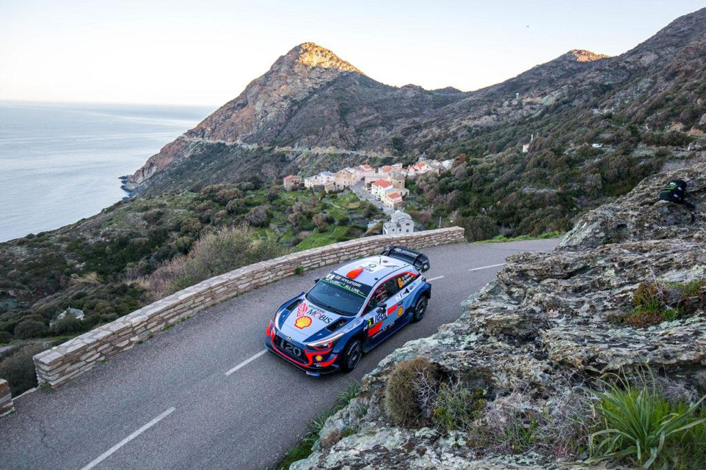 WRC | Hyundai cerca il primo successo stagionale al Tour de Corse