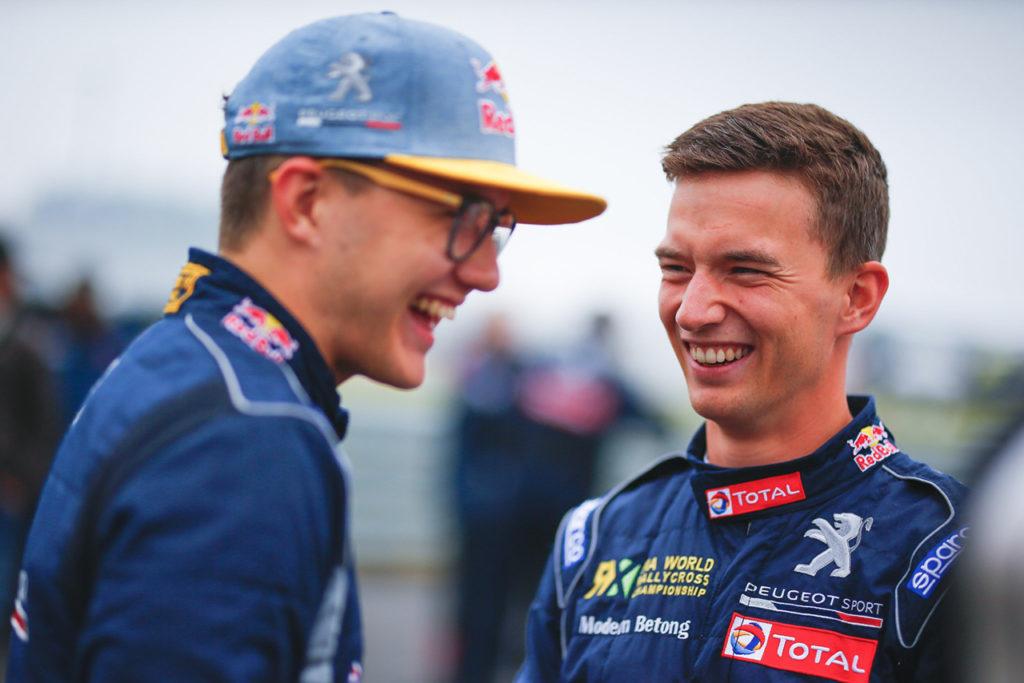 Rallycross | I fratelli Hansen nel Mondiale col nuovo Team Hansen MJP