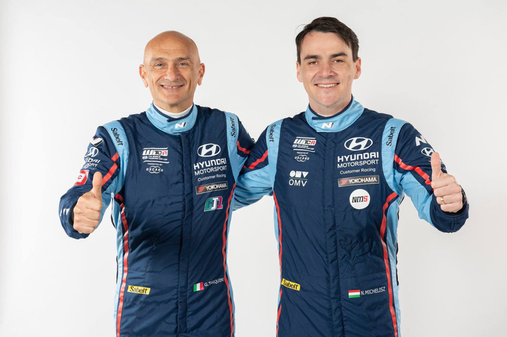 WTCR | Tarquini e Michelisz assieme nel BRC Racing Team nel 2019 [VIDEO]