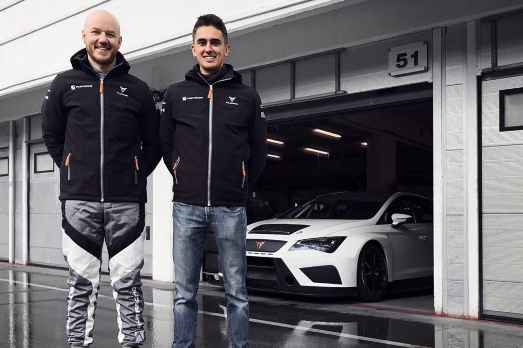 WTCR | PWR Racing si assicura il campione Mikel Azcona e Daniel Haglof