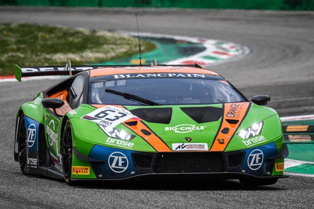 Blancpain | Lamborghini Squadra Corse e Orange1, presentata la stagione 2019