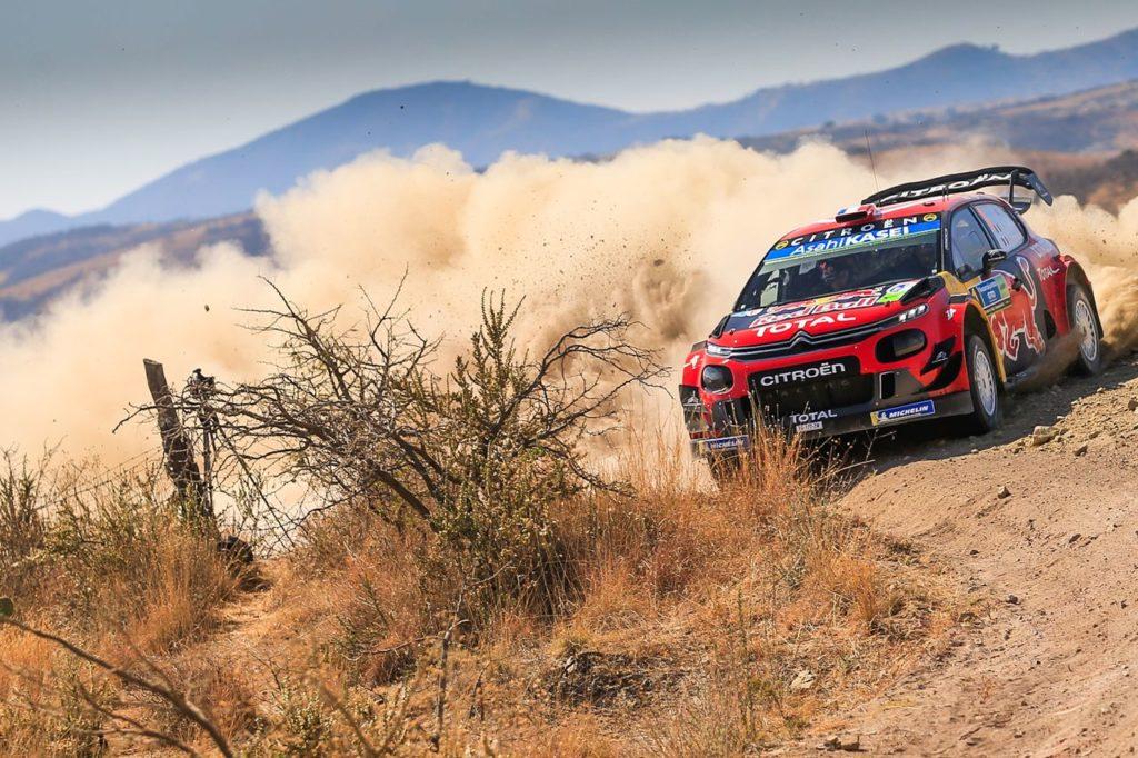 WRC | Le grandi speranze di Citroen al Rally Argentina