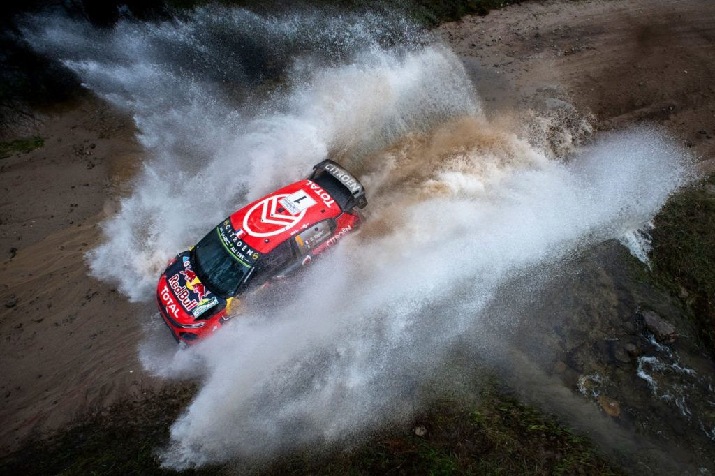 WRC | Ogier salva il podio in un Rally Argentina complicato per Citroen