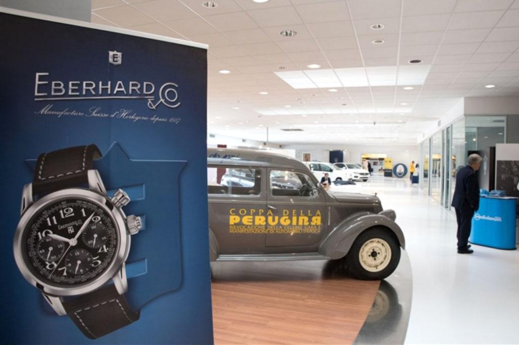 Coppa della Perugina, Eberhard & Co. Official Timekeeper dell'edizione 2019