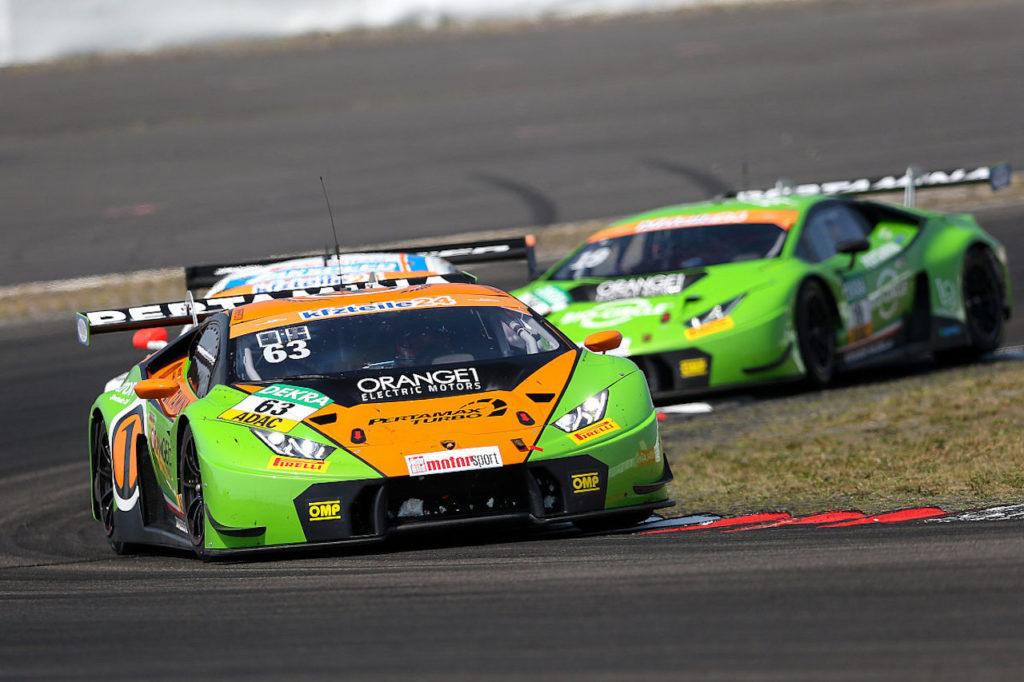 ADAC GT Masters | Lamborghini Squadra Corse presenta la line-up 2019