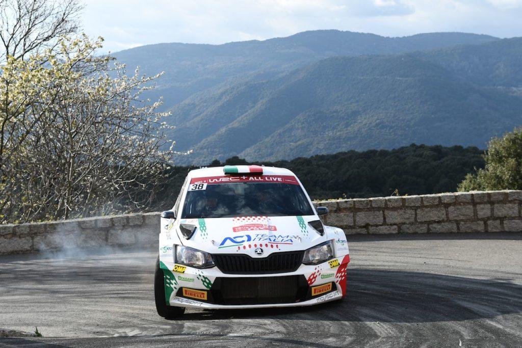 WRC2 |  Al Tour De Corse Movisport conquista il podio con Andolfi e Gryazin