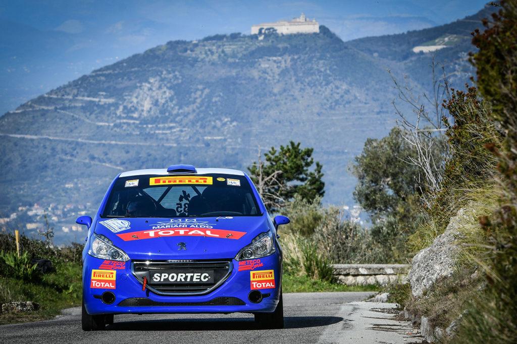 Peugeot Competition | Al via la 208 Rally Cup PRO, festeggiando i 40 anni del trofeo