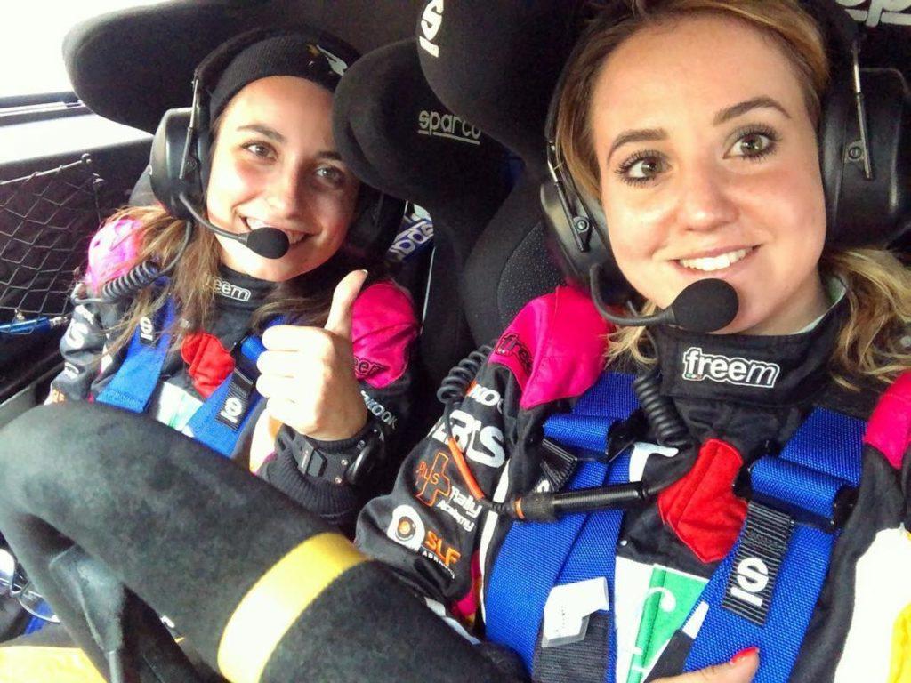 CIR | Il riscatto di Rachele Somaschini al Rallye Sanremo