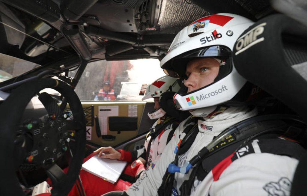 WRC | Rally Argentina 2019, Ott Tanak firma il miglior tempo nello shakedown [VIDEO]