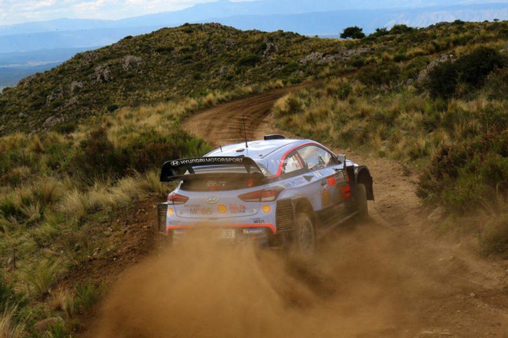 WRC | Hyundai al Rally Argentina per provare la volata nelle classifiche mondiali
