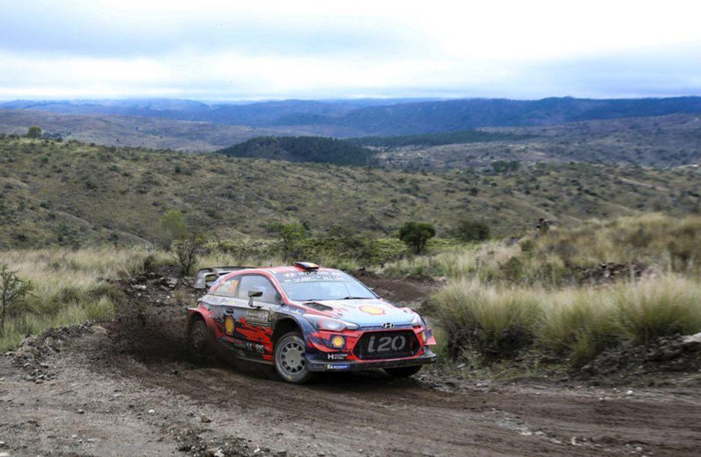 WRC | Doppietta Hyundai al  Rally Argentina: vince Neuville, secondo Mikkelsen