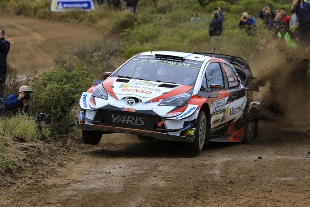 WRC | Rally Argentina, Meeke in testa dopo il primo giro mattutino